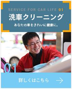 洗車クリーニング